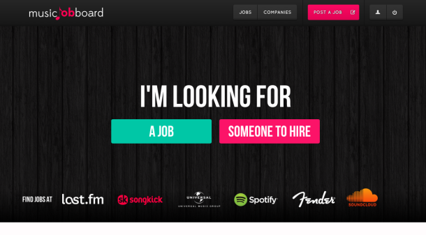 Screen Shot 2013 05 23 at 20.27.56 Weve Launched MusicJobBoard.com: A Job Board for the Music Industry