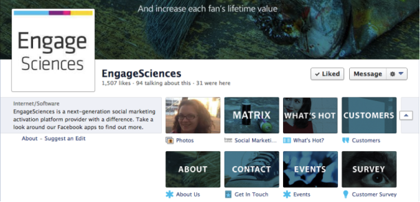 engage sciences facebook apps 21 White Paper Marketing Tips