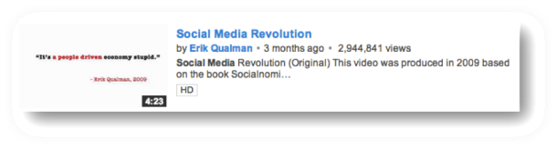 social media revolution 21 White Paper Marketing Tips