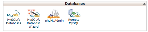MySQL database setup for WordPress