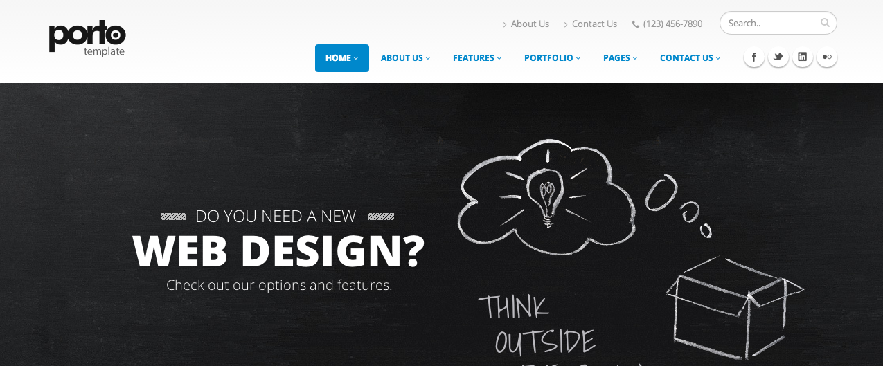 Screen Shot 2014 02 27 at 10.48.38 109 Beautiful Premium Responsive Wordpress Themes