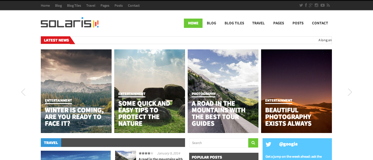 100+ Of The Best Premium Wordpress Themes To Inspire Your Next Site