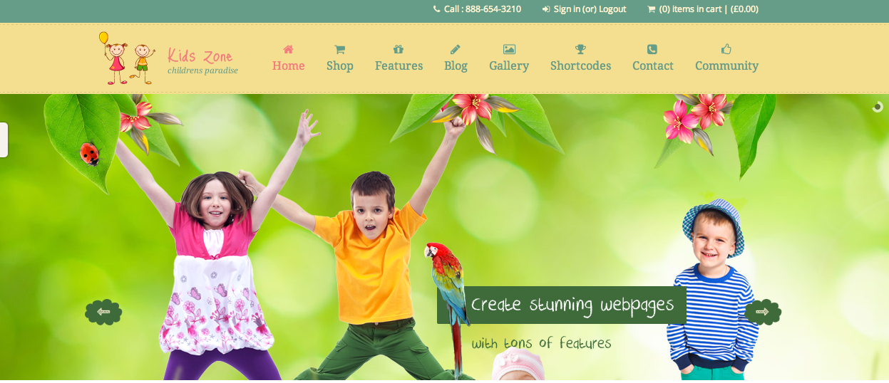 Screen Shot 2014 02 27 at 13.48.13 109 Beautiful Premium Responsive Wordpress Themes