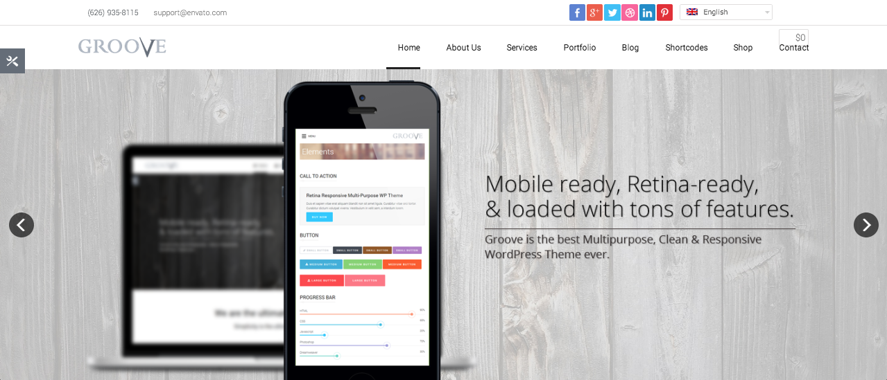 Screen Shot 2014 02 27 at 14.27.15 109 Beautiful Premium Responsive Wordpress Themes