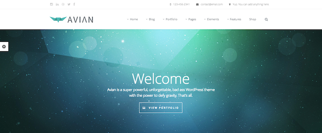Screen Shot 2014 02 27 at 18.21.28 109 Beautiful Premium Responsive Wordpress Themes