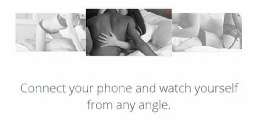 Glance Google Glass sex app