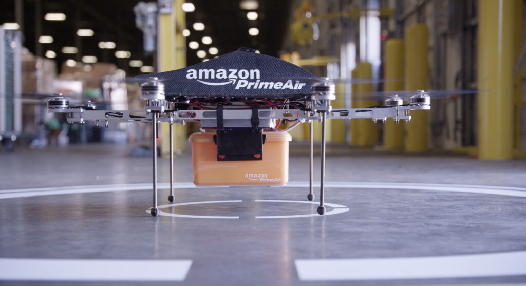 amazon drone 1024x557 19 Implications of Google Glass & Wearable Tech on Marketing