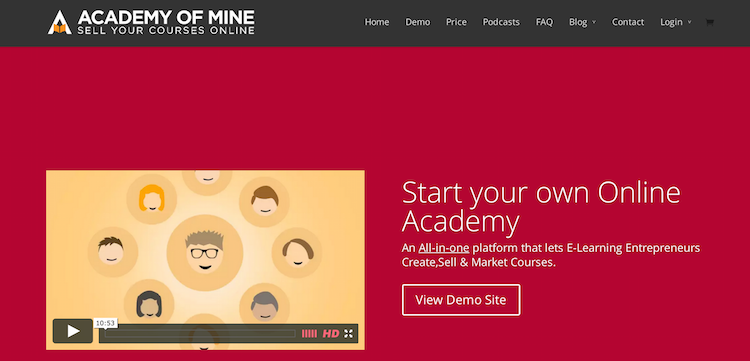 Academy of Mine